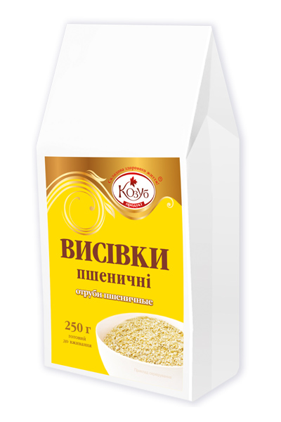 Висівки пшеничні